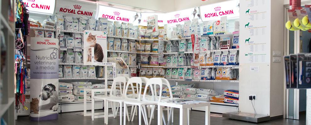Tienda -  Clínica Veterinaria en Córdoba Victoria